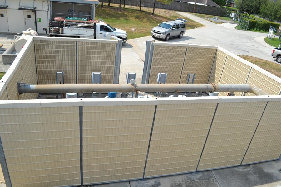 portable noise walls