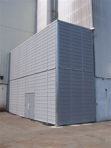 noise control enclosure