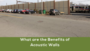 benefits of acoustic walls
